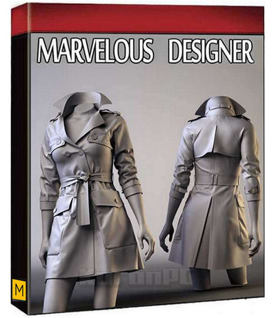 Marvelous Designer 5