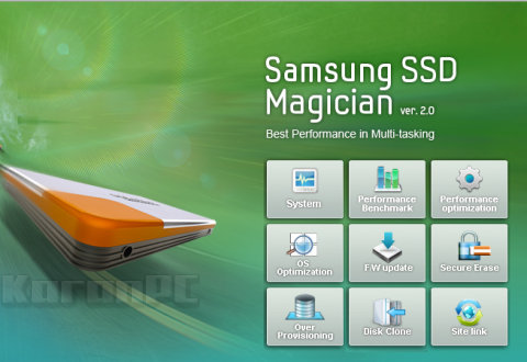 Samsung SSD Magician Tool Free Version