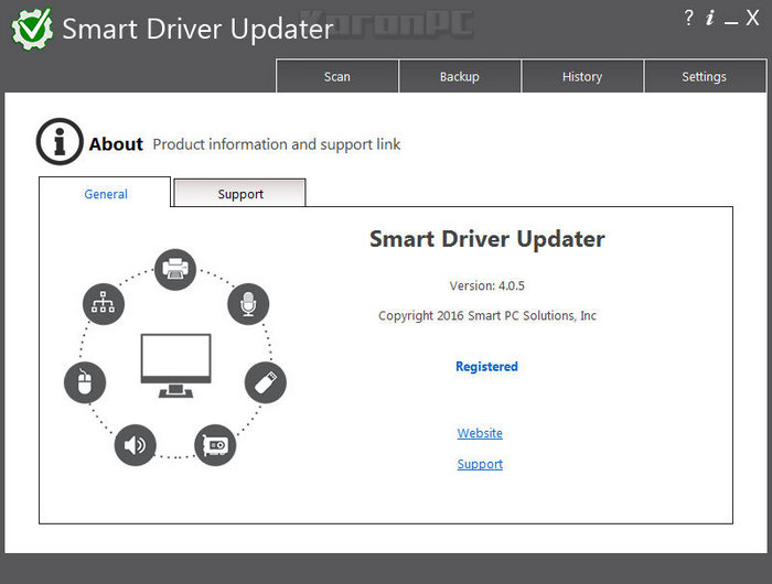 Smart Driver Updater 4.0.5 Build 4.0.0.1933 + Portable