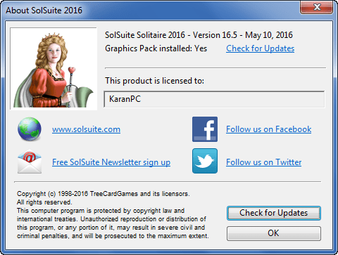SolSuite 2016 Full Cracked