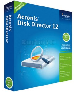 Acronis Disk Director 12 Free Download