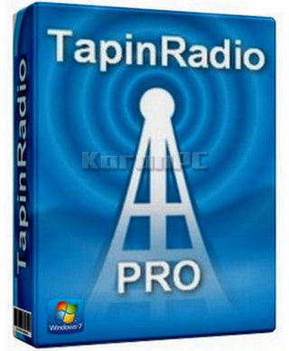 TapinRadio 2.07.2 (x86/x64) Pro + Portable [Latest]