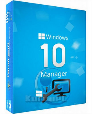 Windows 10 Manager 2.1.8 + Portable Free Download