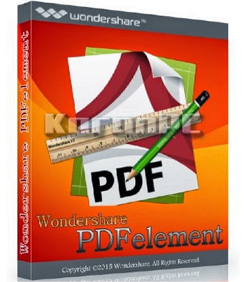 Wondershare PDFelement 6.1.3.2390 Pro + Portable