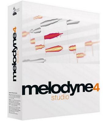 Celemony Melodyne Studio 4
