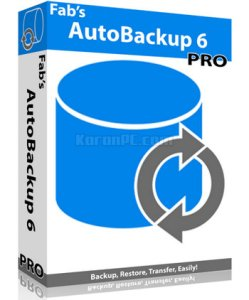 Fab's AutoBackup Pro Download Full
