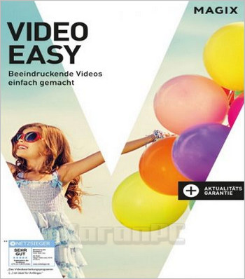 MAGIX Video Easy HD 6
