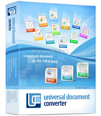 Universal Document Converter 6.8.1712.15160 [Latest]