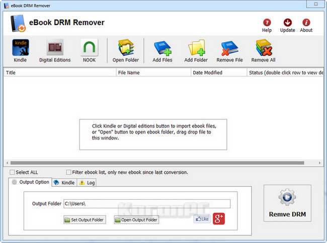 ebook drm removal freeware download