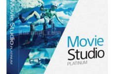 MAGIX VEGAS Movie Studio Platinum 15.0 Build 157 [Latest]
