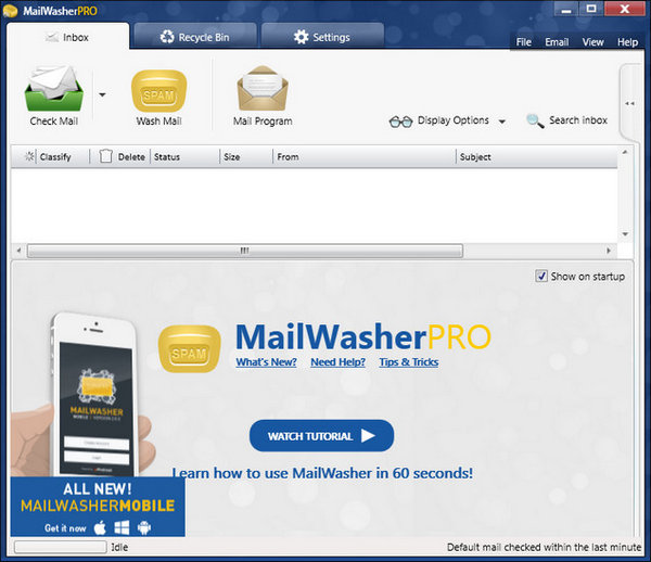 MailWasher Pro latest version