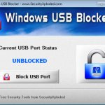 Windows USB Blocker 3.0 + Portable [Latest]