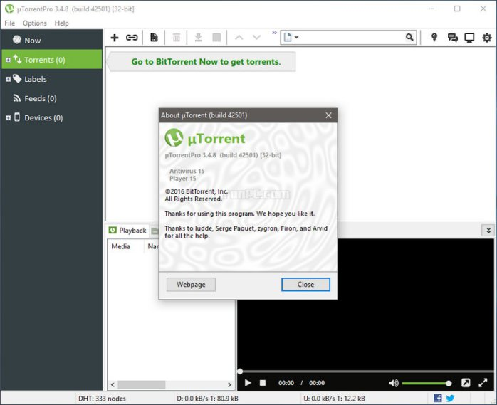 utorrent pro free download for pc full version with crack