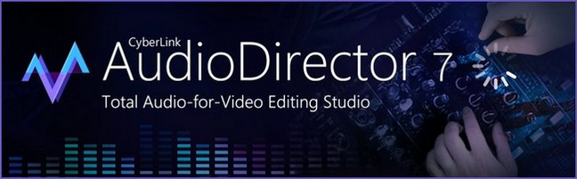CyberLink AudioDirector 7
