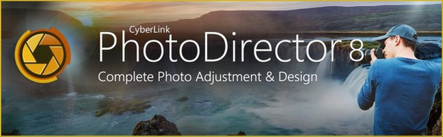CyberLink PhotoDirector Ultra 8.0