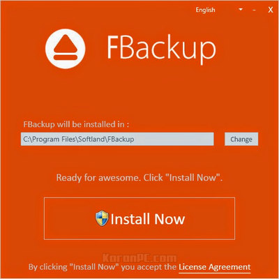 Download FBackup Free