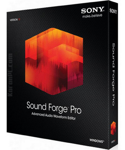 MAGIX Sound Forge Pro Full Version