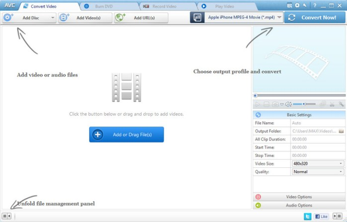 Any Video Converter Ultimate 6.1