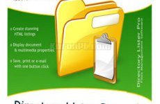 Directory Lister Pro 2.36 Enterprise + Portable