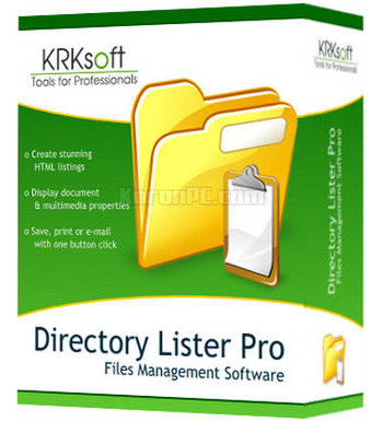 Directory Lister Pro Full Version
