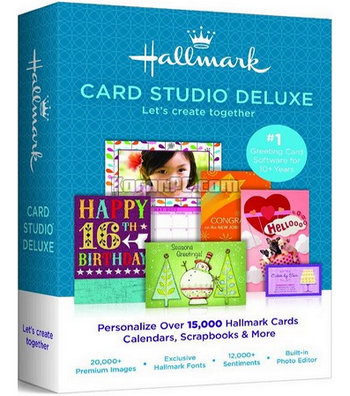 Hallmark Card Studio Deluxe 2017 18.0.0.16 [Latest]
