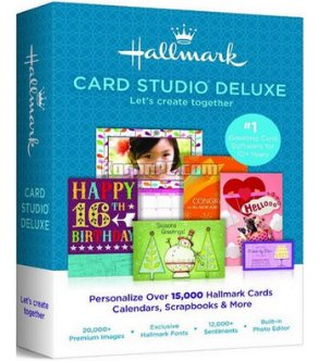 Download Hallmark Card Studio Deluxe Full