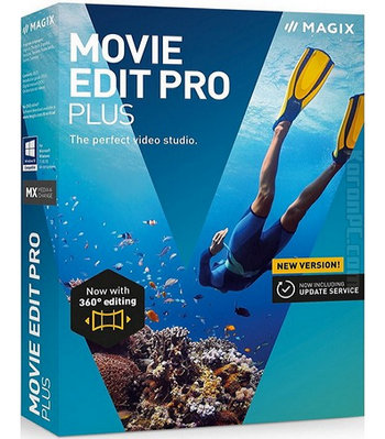 MAGIX Movie Edit Pro 2019 Plus Download Full