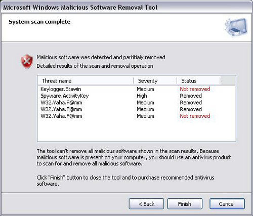 Microsoft Malicious Software Removal Tool Full Version