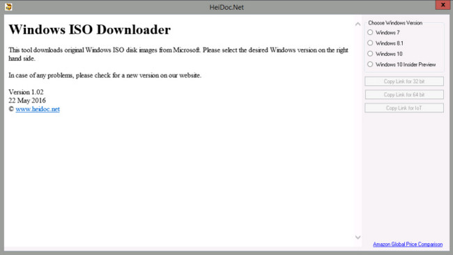 ISO Download Tool for MS Windows & Office v5.08