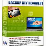 Nsasoft Backup Key Recovery 2.2.0.0 + Portable