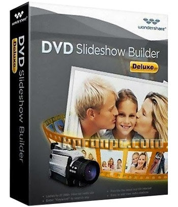 Wondershare DVD Slideshow Builder Deluxe