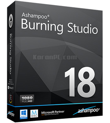 Portable Ashampoo Burning Studio