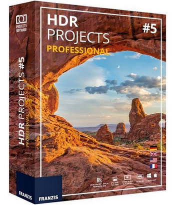 Franzis HDR Projects Professional