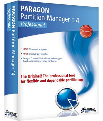 Paragon Virtualization Manager 14