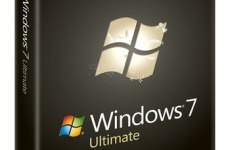 Windows 7 Ultimate Sp1 (x86/x64) Multilingual – June 2019