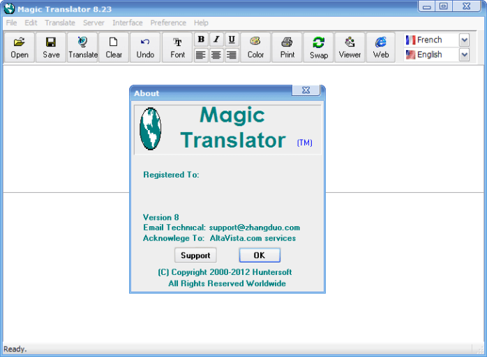 Magic Translator 8