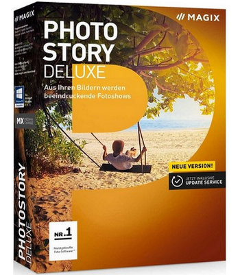 MAGIX Photostory 2019 Deluxe Free Download