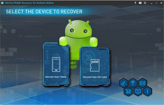 MiniTool Mobile Recovery for Android