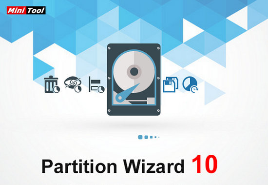 MiniTool Partition Wizard 10.2.1 Pro + Portable