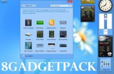 8GadgetPack 31.0 Free Download [Final]