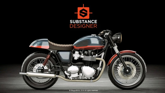 Allegorithmic Substance Designer 2017