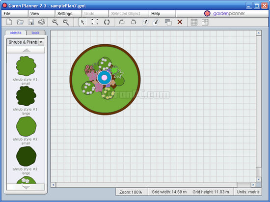 Artifact Interactive Garden Planner Download