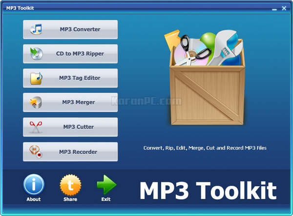 MP3 Toolkit 1.6.0 + Portable [Latest]