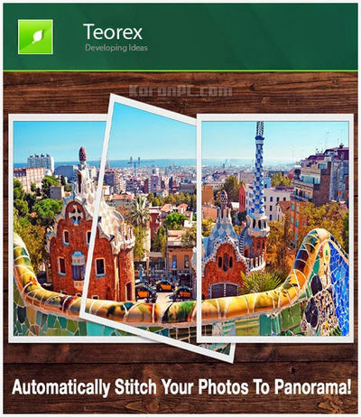 Download Teorex PhotoStitcher Full