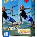 Aiseesoft Video Enhancer 9.2.10 + Portable [Latest]