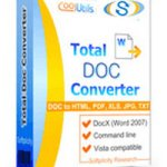 Portable CoolUtils Total Doc Converter Free Download