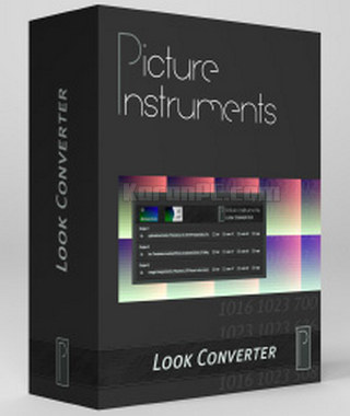 Picture Instruments Look Converter
