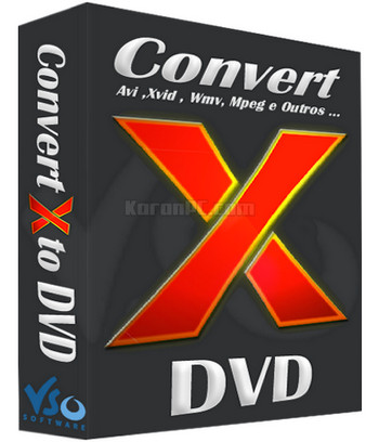VSO ConvertXtoDVD 7 Full Version
