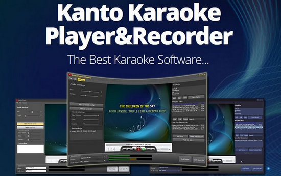 Kanto Karaoke Player & Recorder