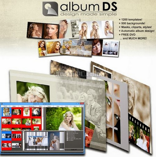 album ds templates album ds 11 3 0 final free download karan pc